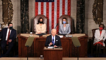 David Bossie: Biden's speech -- top takeaways from president's '100 days' address to Congress