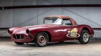 Long-lost 1960 Chevrolet Corvette racecar could be worth $1.3 million