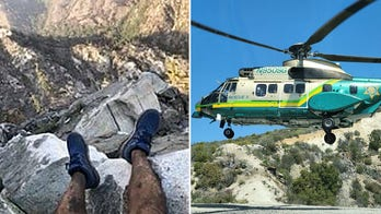 Missing California hiker found safe after public helps rescuers trace location of photo he sent friend