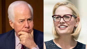 Border crisis: Sens. Cornyn, Sinema to introduce bipartisan bill targeting migrant surge