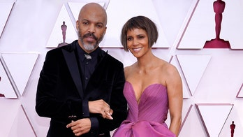 Halle Berry shows off long hairstyle after viral jokes about her 2021 Oscars bob cut