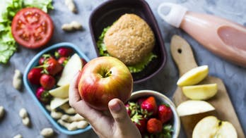 Americans are eating lots of unhealthy food – except at school, study finds