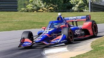 Alex Palou wins Indycar season opener in Alabama, Jimmie Johnson finishes 19th