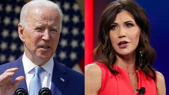 South Dakota's Noem asks Biden to reverse ban on Mount Rushmore fireworks display