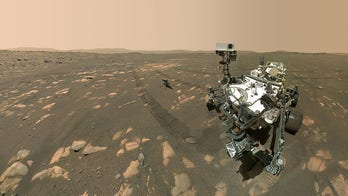 Perseverance Mars rover's robotic arm starts conducting science