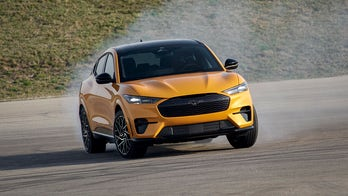 Electric Ford Mustang Mach-E GT launches with more power than V8-powered Mustang GT