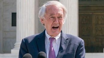 Dem Sen. Markey claims Trump, McConnell 'stole two Supreme Court seats'