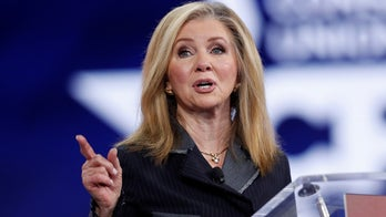 Sen. Blackburn moves to cut off funds for terrorists targeting Israel