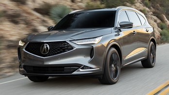 Test drive: The 2022 Acura MDX is big on sport and utility