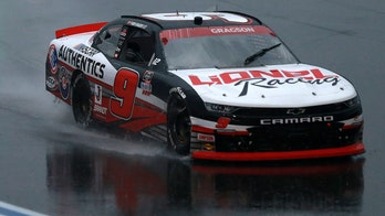 NASCAR racing in the rain? Test proves its possible