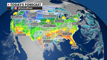 National weather forecast: Storm system to bring widespread hazards