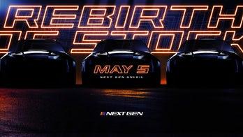 Radical new NASCAR cars to debut May 5