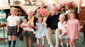 Royal family members share unseen photos of Prince Philip with great-grandkids