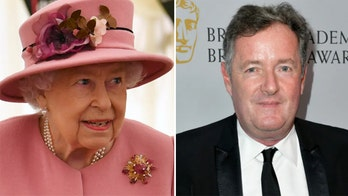 Piers Morgan says it's 'heartbreakingly sad' Queen Elizabeth will sit alone at Prince Philip's funeral