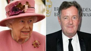 Piers Morgan says it's 'heartbreakingly sad' Queen Elizabeth will sit alone at Prince Philip's funeral