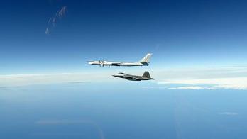 Air Force intercepting record number of Russian aircraft, Alaska-based lieutenant general says