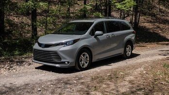 The Toyota Sienna Woodland Edition is the off-road minivan you didn't know you needed