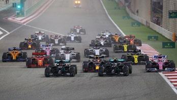 Formula One testing sprint race qualifying