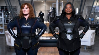 'Thunder Force' stars Melissa McCarthy and Octavia Spencer on how real-life friendship helps movie