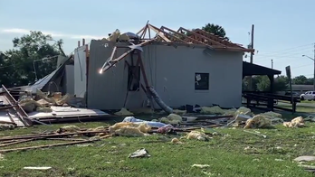 Florida's Marion County hit by EF-1 tornado