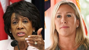 Rep. Marjorie Taylor Greene calls for Rep. Waters' expulsion from Congress for inciting riot in Minnesota