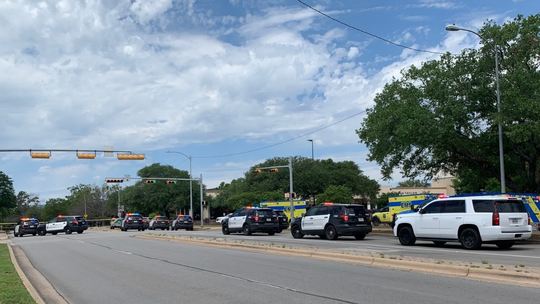 Austin shooting suspect Stephen Broderick is caught, reports say