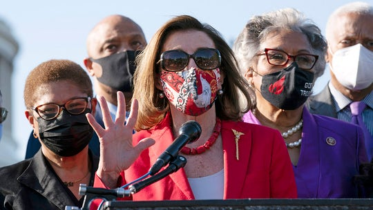 Pelosi thanks George Floyd for 'sacrificing your life for justice' after Chauvin guilty verdict