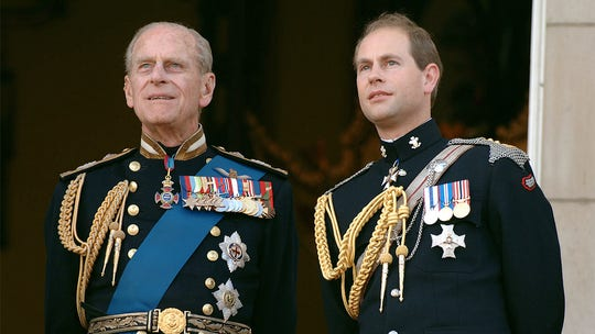 After Prince Philip's death, who will inherit his Duke of Edinburgh title?