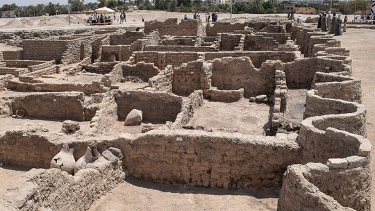 3,000-year-old lost Egyptian city discovered by archaeologists