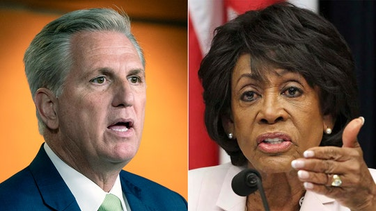 Democrats block McCarthy's motion to censure Maxine Waters for 'confrontational' remarks in Minnesota