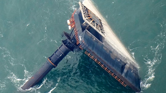 Coast Guard suspending search for 8 missing Seacor Power disaster victims, with 5 bodies recovered