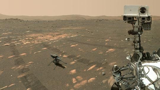 NASA's Perseverance Mars rover readies to begin sampling process