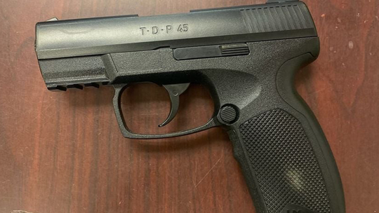 Pennsylvania cops warn kids to stop playing 'assassin' with BB guns that look real