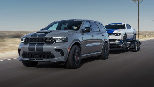Test drive: The 2021 Dodge Durango SRT Hellcat is the most powerful SUV ever