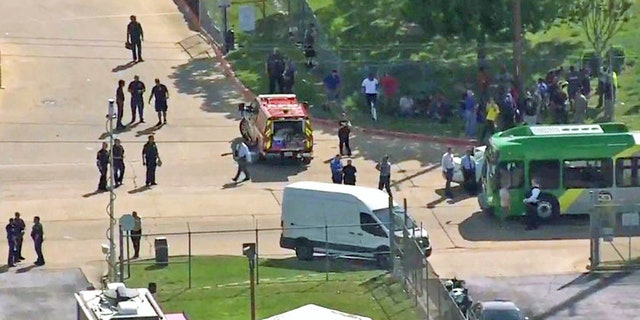 One person dead, several injured after mass workplace shooting in Bryan