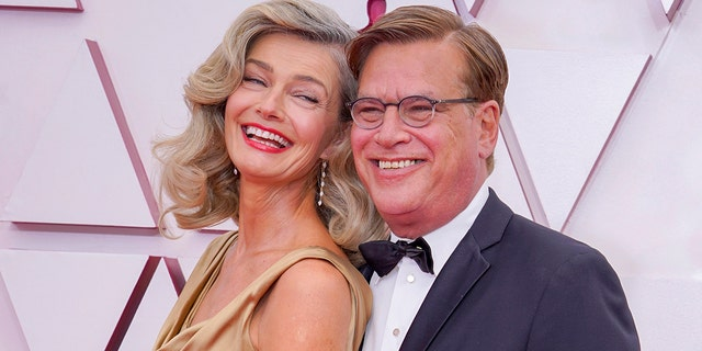 The former Sports Illustrated Swimsuit star just announced that she and screenwriter Aaron Sorkin have called it quits on their relationship.