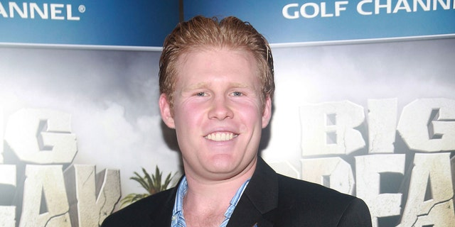 Andrew Giuliani attends the Golf Channel's