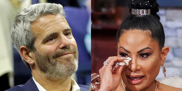 'Watch What Happens Live' host Andy Cohen broke his silence on 'Real Housewives of Salt Lake City' star Jen Shah's federal arrest..