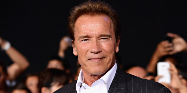 Former California governor Arnold Schwarzenegger has spoken out regarding the upcoming recall vote for the state's current governor, Gavin Newsom. (Photo by Jason Merritt/Getty Images)