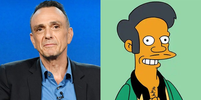 Hank Azaria said he wants to apologize to every Indian person for previously voicing the character Apu on 'The Simpsons.'