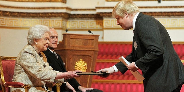 Prime Minister Boris Johnson paid tribute to Prince Philip, who died on Friday. He was 99.