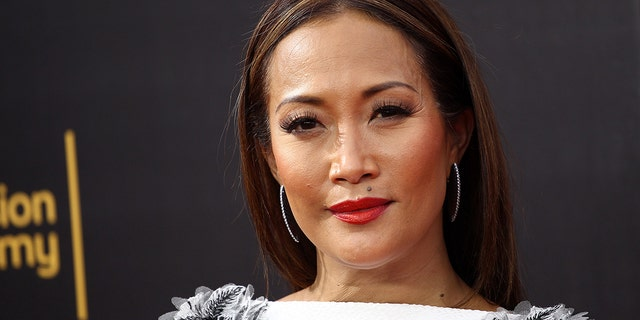 Carrie Ann Inaba announced that she is taking a leave of absence from 'The Talk.' (Photo by Tommaso Boddi/WireImage)