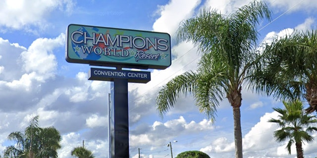 Champions World Resort in Kissimmee, Florida.