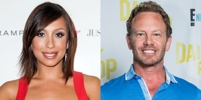 Cheryl Burke has apologized to Ian Ziering for past 'nasty' comments.
