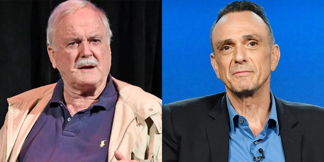 John Cleese mocked Hank Azaria for apologizing about voicing Apu on 'The Simpsons.'