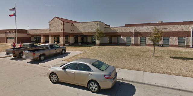 Clyde High School in West Texas.