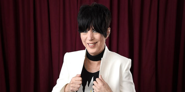 FILE - Diane Warren poses for a portrait at the 90th Academy Awards Nominees Luncheon on Feb. 5, 2018, in Beverly Hills, Calif. Warren is nominated for an Oscar for best original song for her work in 'The Life Ahead' starring Sophia Loren. (Photo by Chris Pizzello/Invision/AP, File)