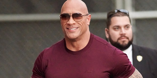 Dwayne 'The Rock' Johnson opened up about his career and success.