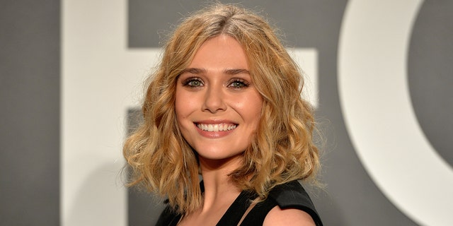 Elizabeth Olsen considered going by Elizabeth Chase. (Photo by Charley Gallay/Getty Images for Tom Ford)
