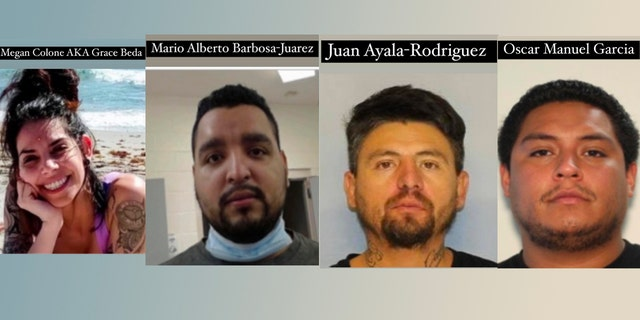 The Georgia Bureau of Investigation issued warrants for four suspects in connection to the murder of a 37-year-old woman in Gilmer County this week. The GBI identified the victim as a Bethlehem woman, Rossana Delgado.